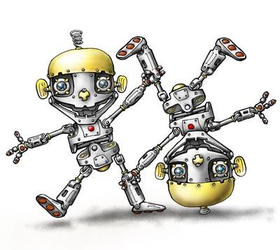 Брокер робот